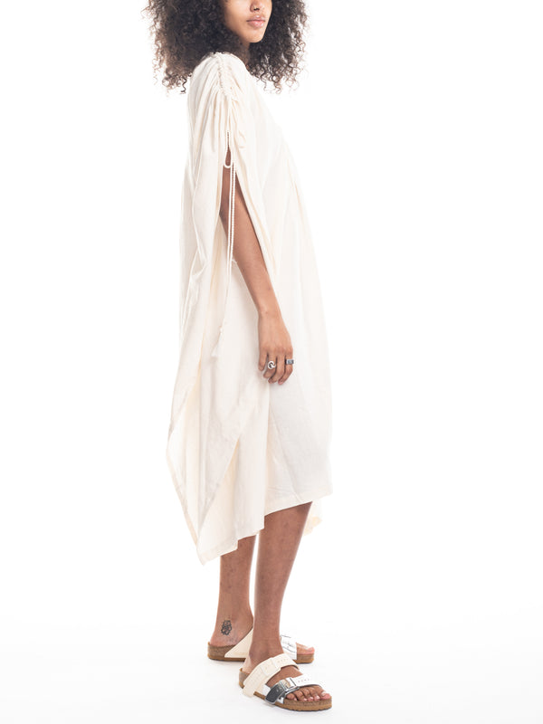Cleo Caftan in White