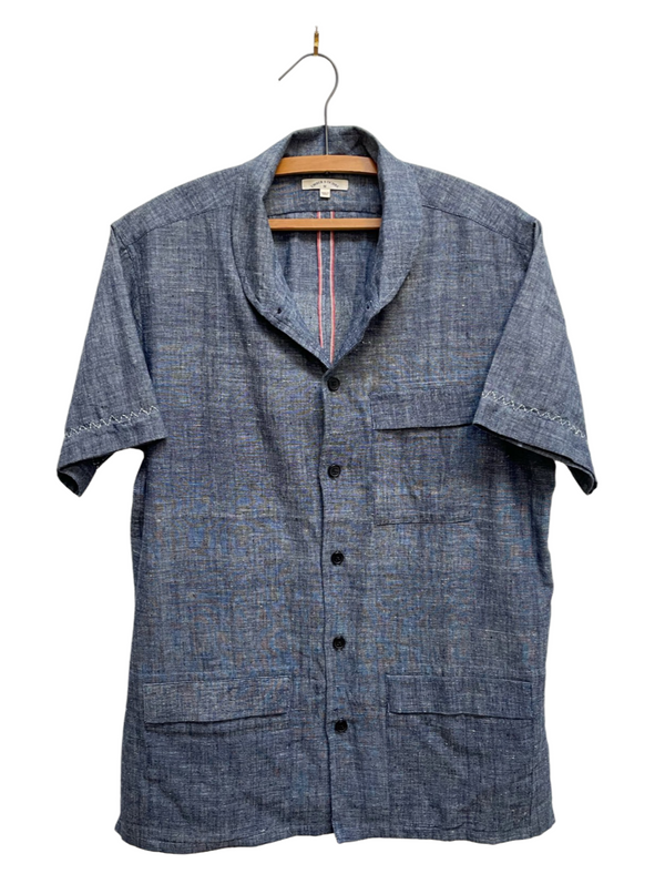 Havana Shirt in Chambray