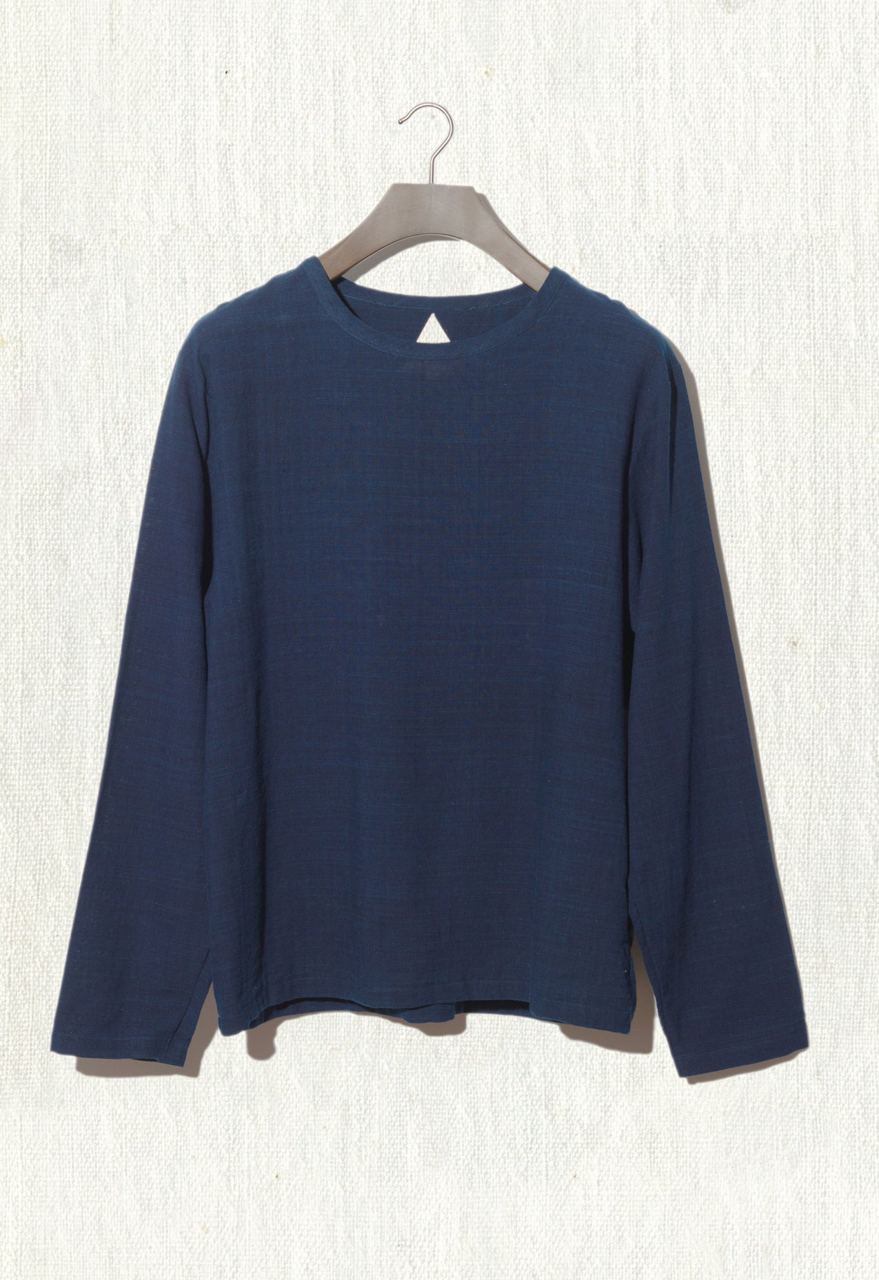 Long Sleeves Woven T