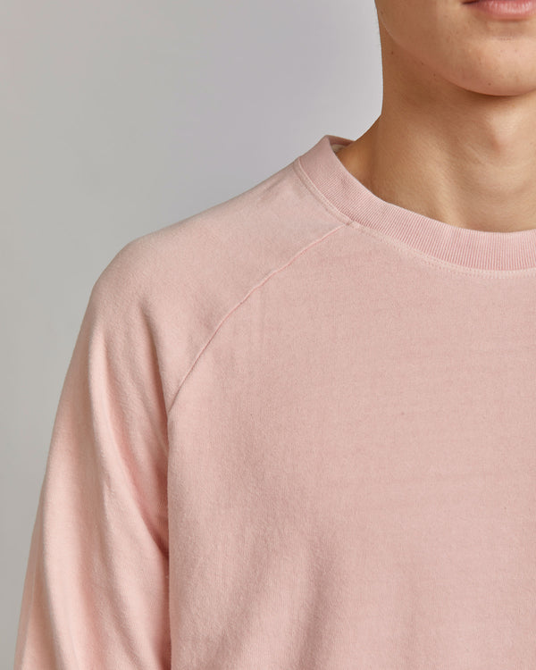 Raglan Sweatshirt in Opal