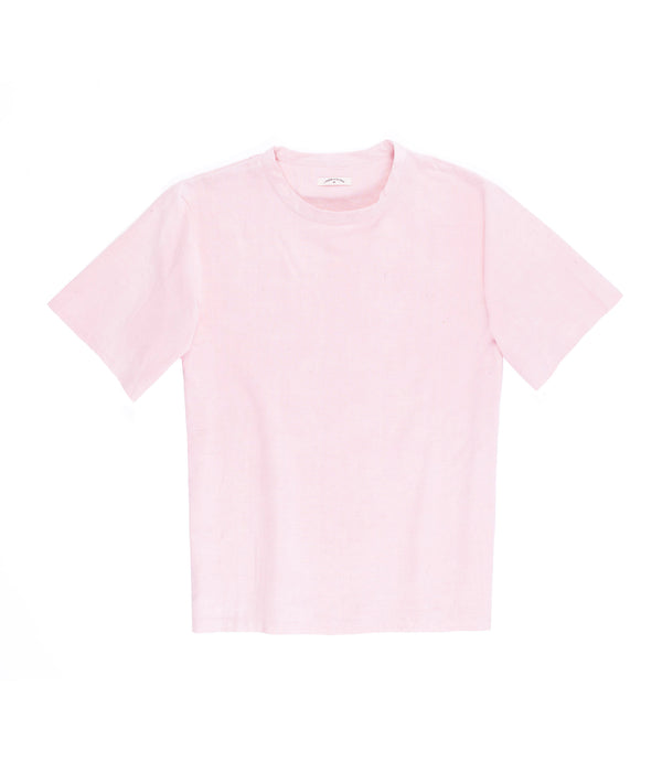 Justice Woven Tee Cotton Candy
