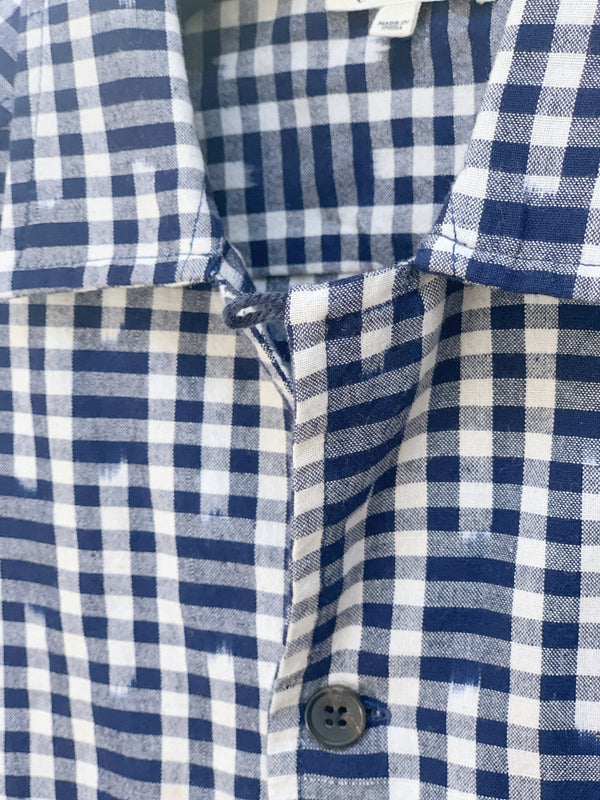 Archie Camp Shirt in Ikat