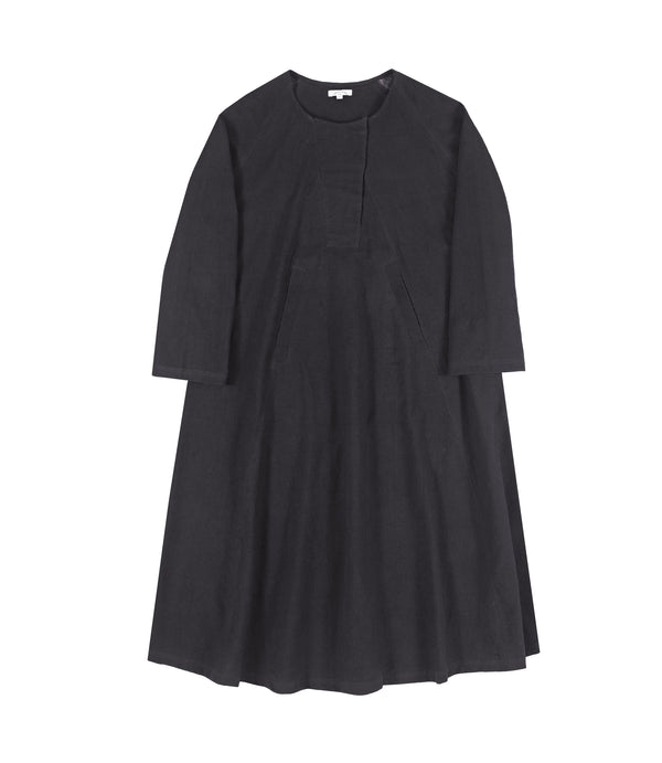 Arya Kaftan Dress Black