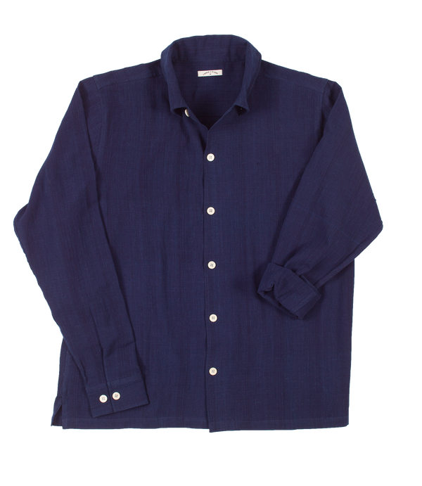 Neil Shirt Indigo