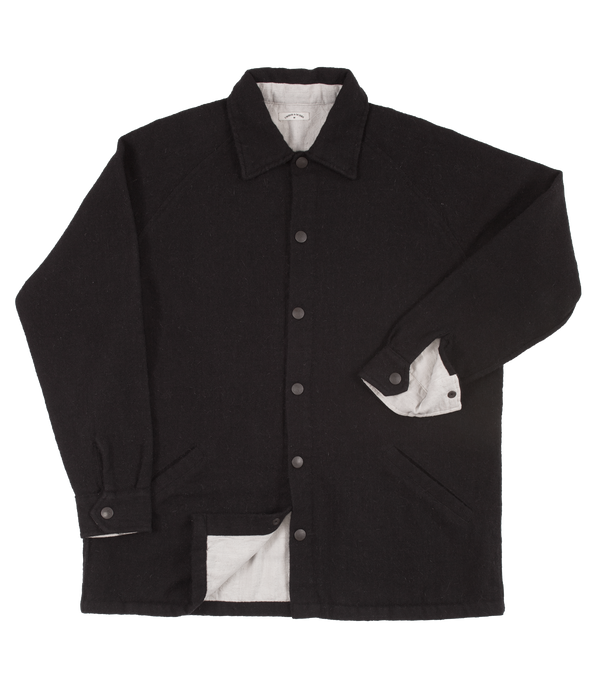 Sammy Shirt Black