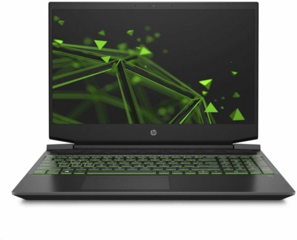 "HP Pavilion 15-EC1073 GAMING AMD Ryzen™ 5 4600H 3.0GHz 256GB SSD 16GB 15.6"" (1920x1080) BT WIN10 Webcam NVIDIA® GTX 1650 4096MB SHADOW BLACK Backlit Keybaord"