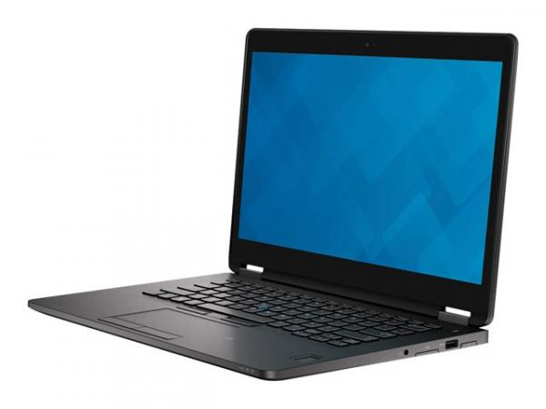 "Dell Latitude E7470 Core™ i5-6300U 2.4GHz 256GB SSD 8GB 14"" BT WIN10 Pro - מחודש"