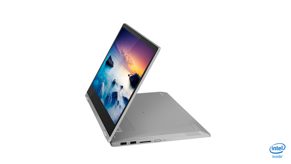 "Lenovo 5 FLEX Core™ i5-1035G1 1.0GHz -  3.6GHz, 6MB512GB SSD 16GB 14"" (1920x1080) TOUCHSCREEN BT WIN10 Webcam GRAPHITE GREY"