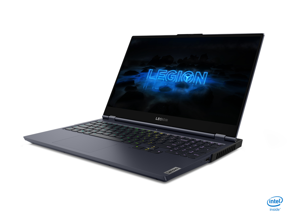 "Lenovo LEGION 7 15IMH05 GAMING Core™ i7-10750H 2.6GHz 1TB SSD 16GB 15.6"" HDR 400 (1920x1080) 144Hz BT WIN10 Webcam NVIDIA® RTX 2070 Max-Q 8192MB SLATE GRAY Backlit Keyboard"