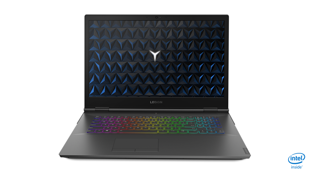 "Lenovo LEGION Y740-15IRHG GAMING Core™ i7-9750H 2.6GHz 1TB+256GB SSD 16GB 15.6"" (1920x1080) 144Hz BT WIN10 Webcam NVIDIA® RTX 2070 8192MB IRON GRAY Backlit Keyboard"