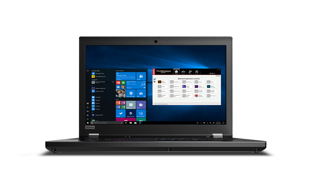 Lenovo ThinkPad P53- i5-9400H