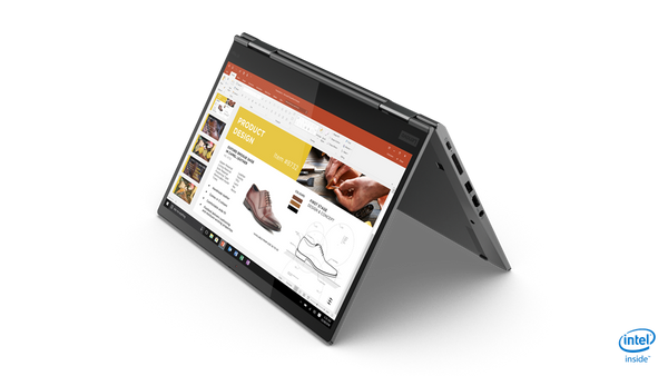 "Lenovo ThinkPad X1 Yoga Core™ i5-8365U 1.6GHz 256GB SSD 16GB 14"" (1920x1080) TOUCHSCREEN BT WIN10 Pro Webcam BLACK Backlit Keyboard FP Reader"