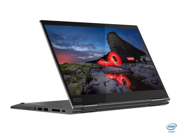 "Lenovo ThinkPad X1 Yoga 5th Gen Core™ i5-10210U 1.6GHz 512GB SSD 16GB 14"" UHD (3840x2160) TOUCHSCREEN BT WIN10 Pro Webcam IRON GRAY Backlit Keyboard FP Reader"