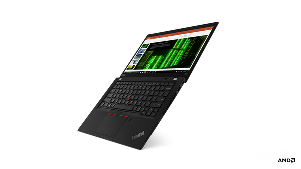 "Lenovo ThinkPad X395 AMD Ryzen 7 Pro 3700U 2.3GHz 512GB SSD 16GB 13.3"" (1920x1080) IPS TOUCHSCREEN WIN10 Pro Webcam Backlit Keyboard FP Reader"