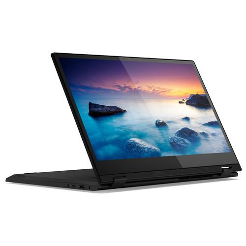 "Lenovo FLEX-114IWL 2-IN-1 Core™ i5-8265U 1.6GHz 256GB SSD 20GB 14"" (1920x1080) TOUCHSCREEN BT WIN10 Webcam ONYX BLACK Backlit Keyboard FP Reader"