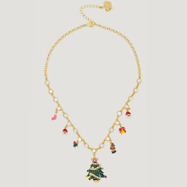 Christmas Charm Necklace