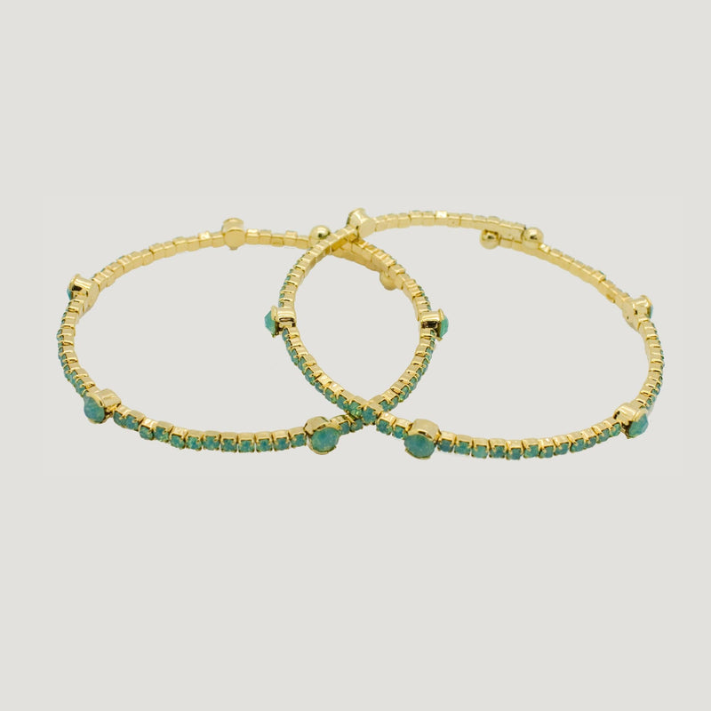 Two Flexible Bracelet Set
