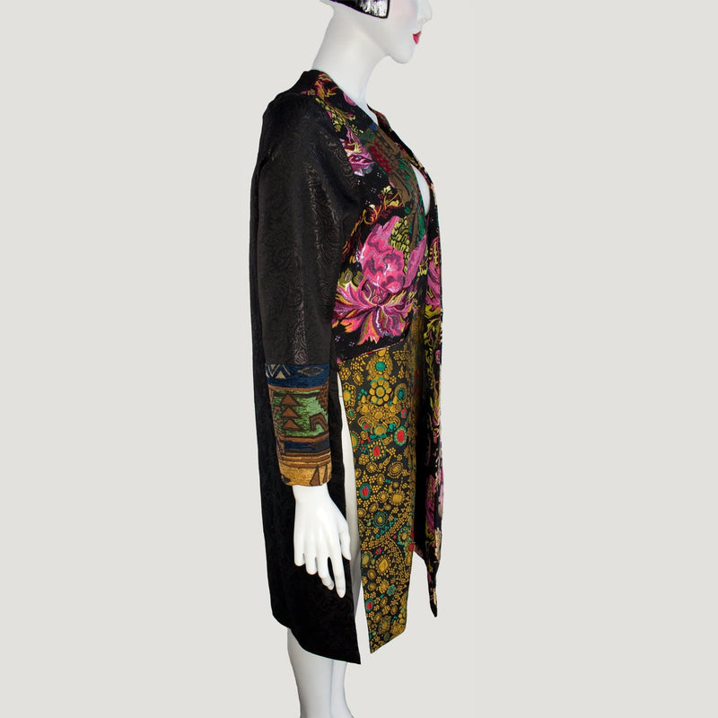 Artisan Patchwork Coat