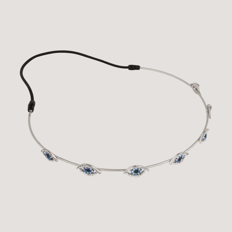 Crystal Eyes Elastic Hairband