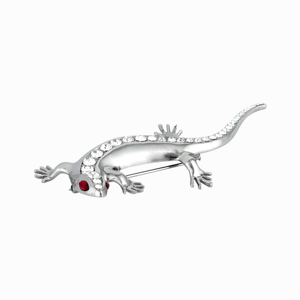 Small Lizard Brooch