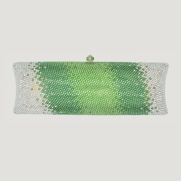 Couture Swarovski Crystal Clutch Bag