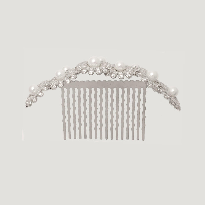Flowers Hair Comb