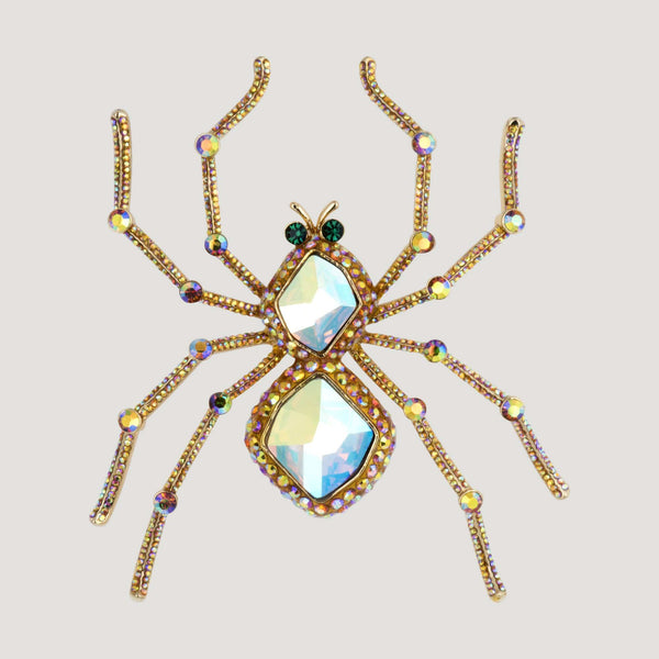 Couture Spider Brooch