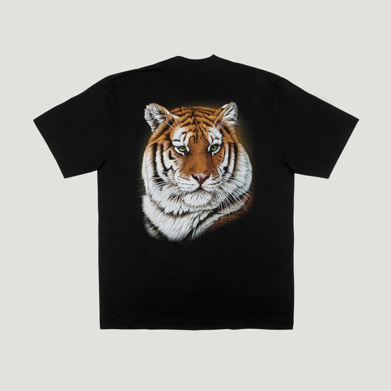 Hand Finished Tiger Tee
