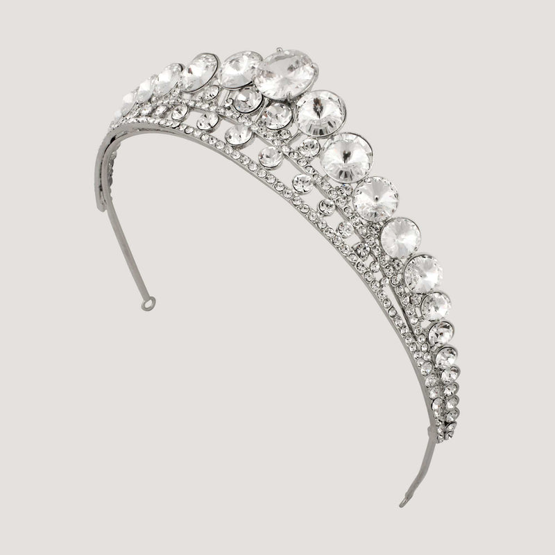 Crystal Circle Tiara