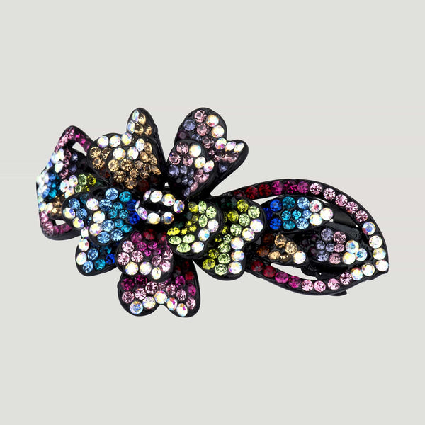 Sweet Briar Rose Hairclip