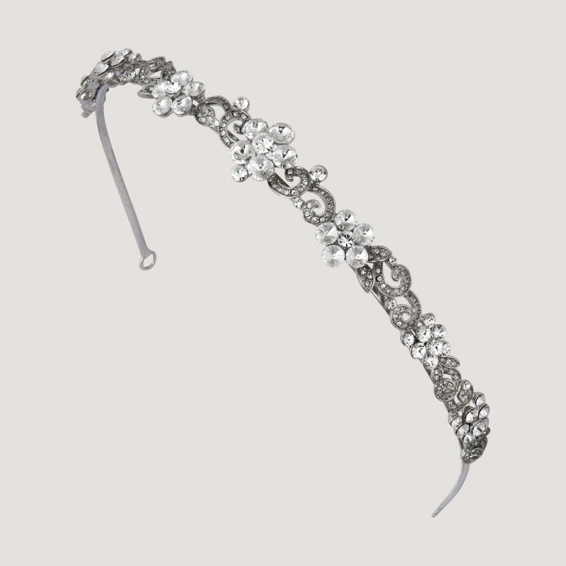 Crystal Daisy Hairband