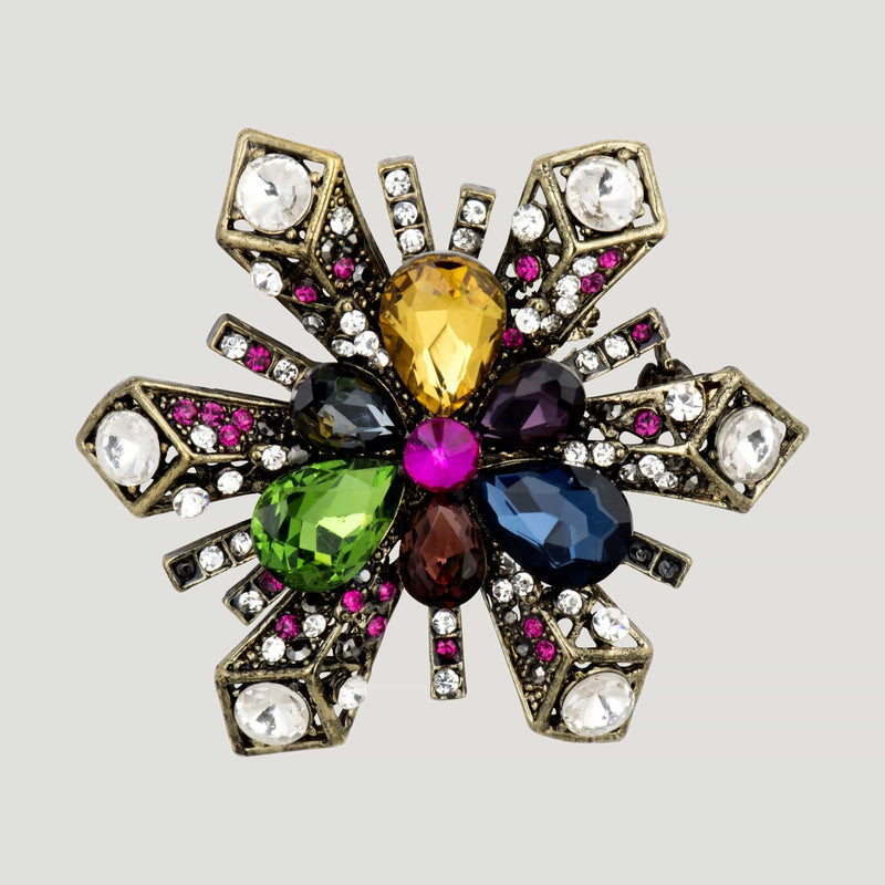Six Dials Brooch