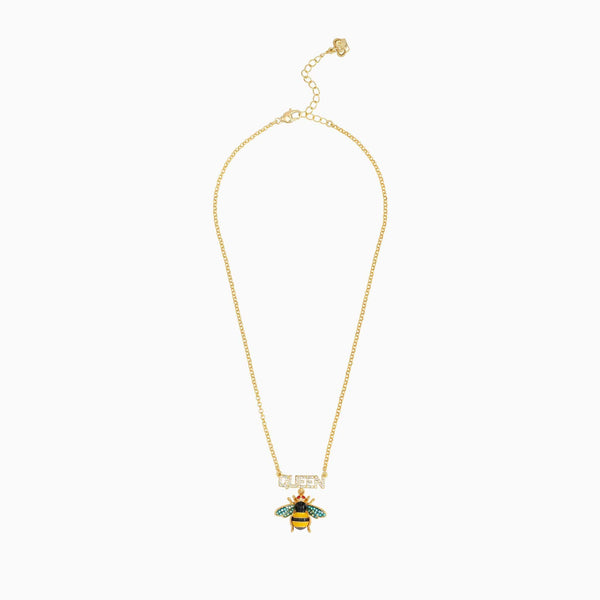 Bee Queen Chain Necklace