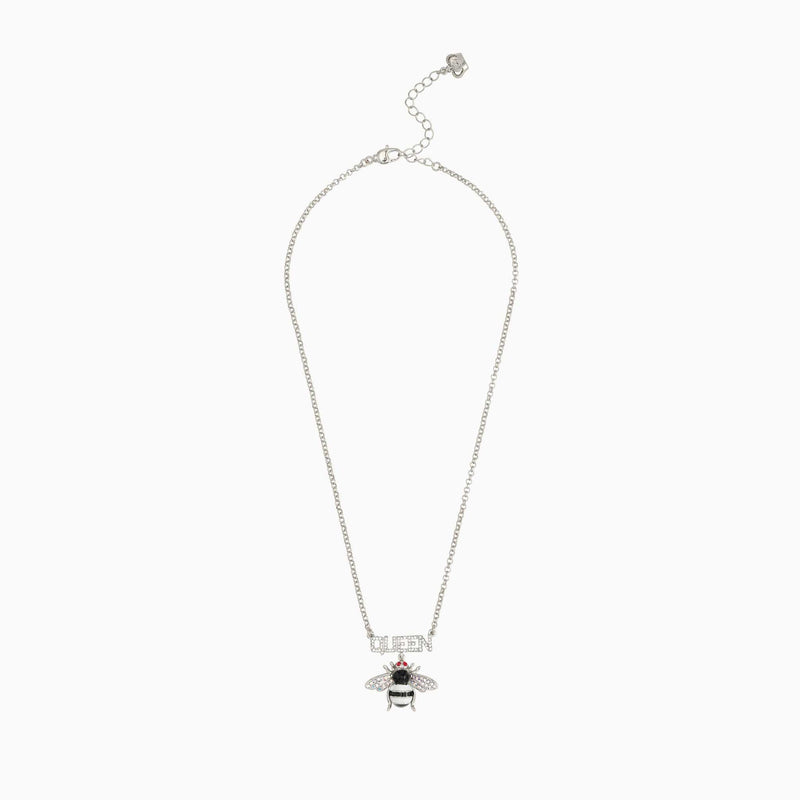 Queen Bee Crystal Necklace