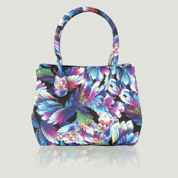 Multi Flower Tote Bag