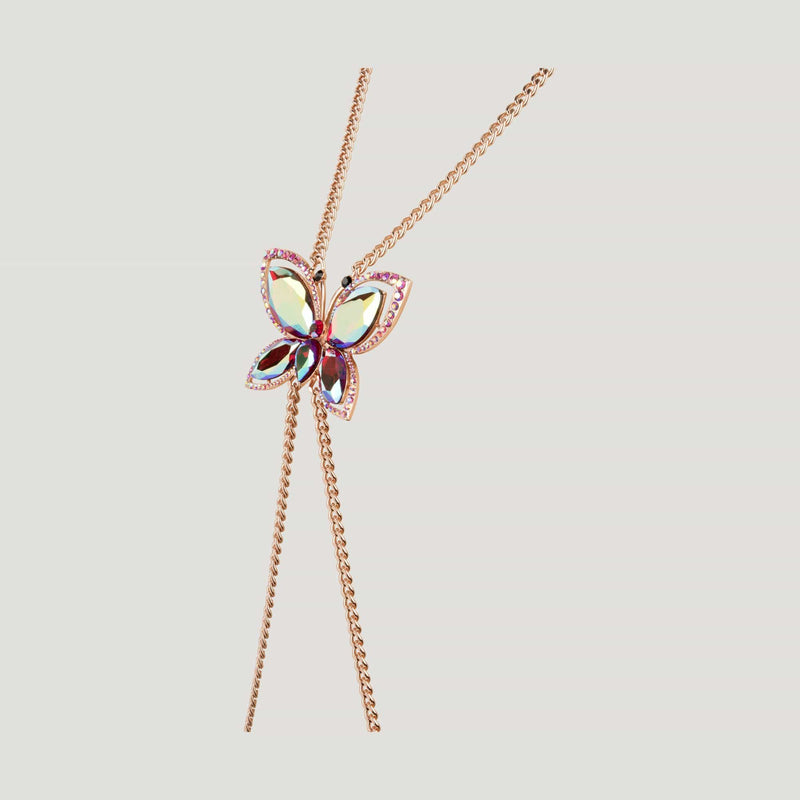 Butterfly Bodychain Necklace