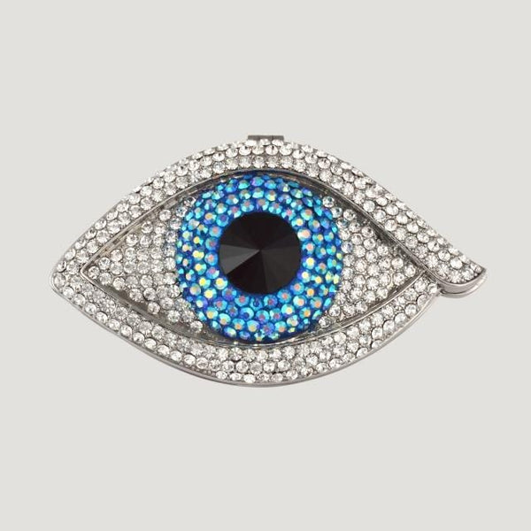 Crystal Eye Compact Mirror