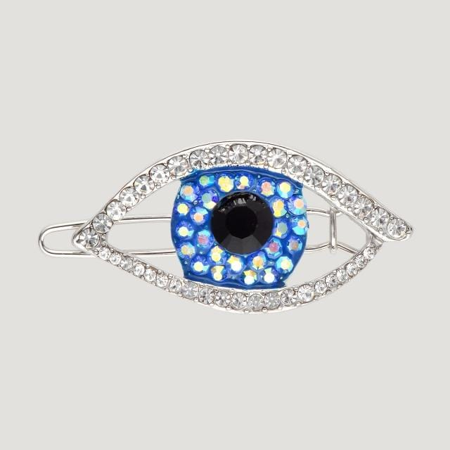 Crystal Eye Hairclip