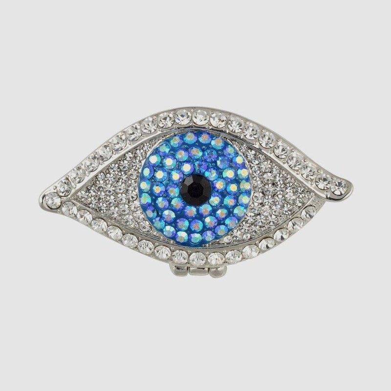 Crystal Eye Mirror Ring