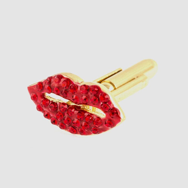 Small Lips Cufflinks