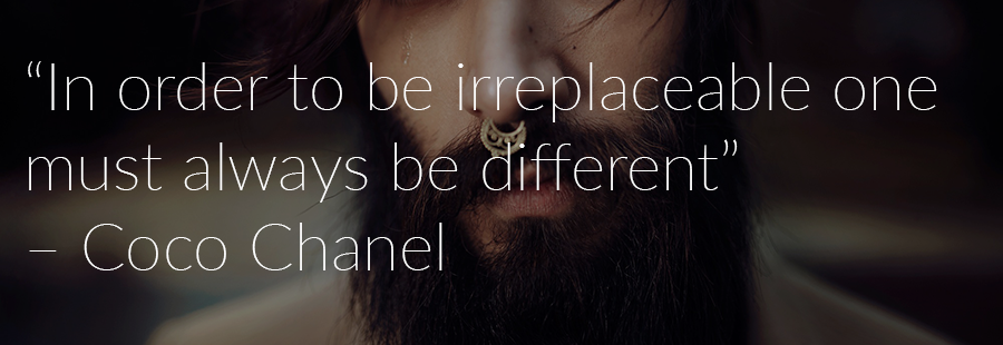 be-irreplacable