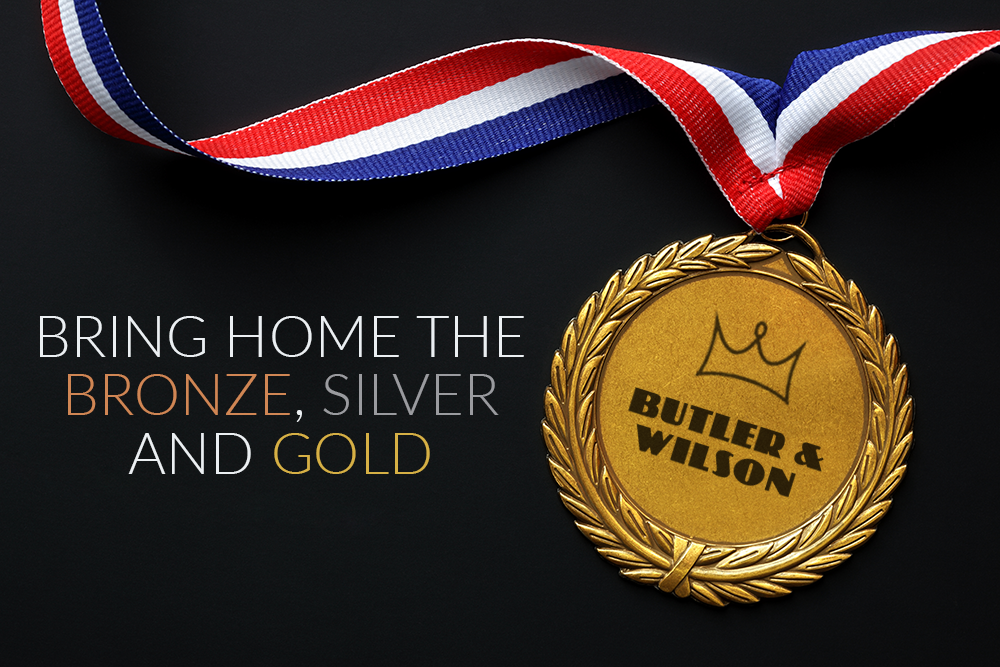 Take the gold with Butler & Wilson