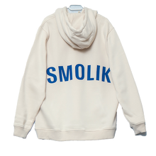 "Laden Sie das Bild in den Galerie-Viewer, Heavy Cotton Hoodie ""Smolik"" - Beige"