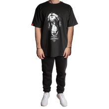 "Laden Sie das Bild in den Galerie-Viewer, Heavy Cotton Oversize Tee ""Smolik Statement Print"""