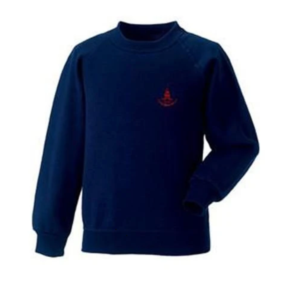 Downs Junior Sweatshirt - Navy