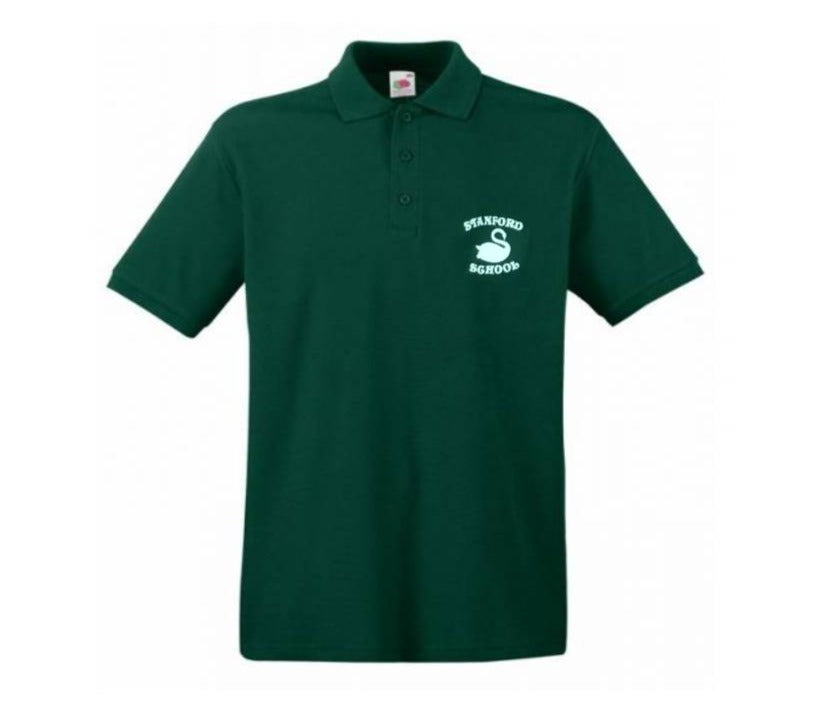 Stanford School Polo Shirt
