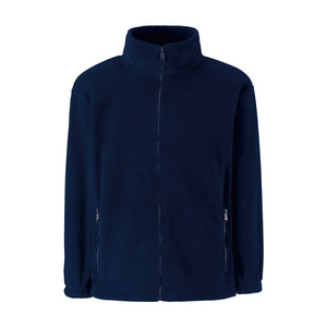 Navy Microfleece Lined Jacket