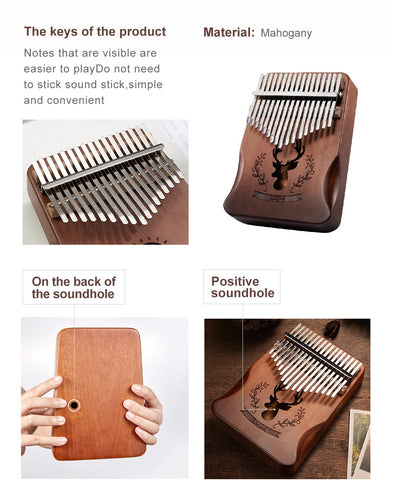 Kalimba song, how to play a kalimba, how to play the kalimba