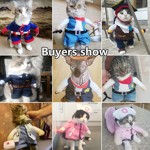 Funny Pet Cosplay Costumes