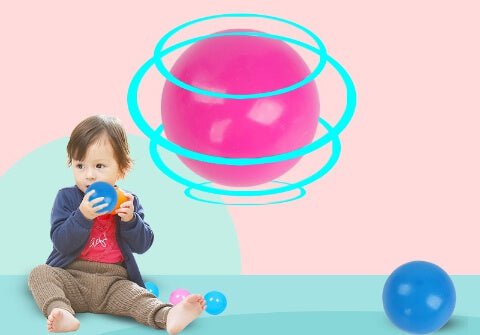 Luminous Sticky Wall Balls Decompression Toy